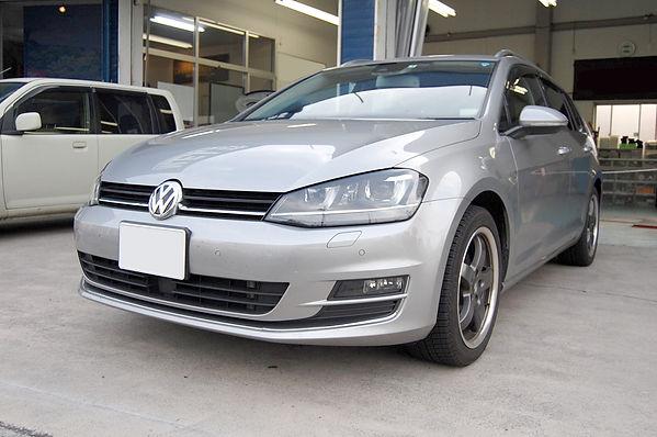 車両 VW GOLF
