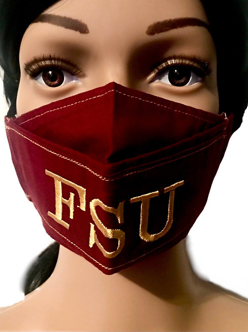 The Florida State Face Mask