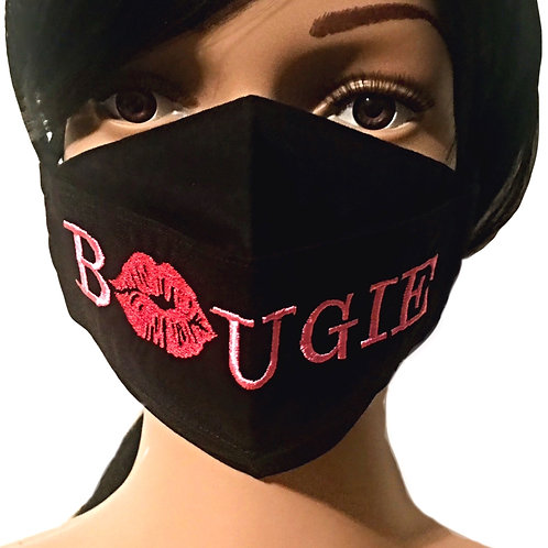 The Bougie Face Mask