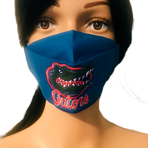 The Florida Gator Mask