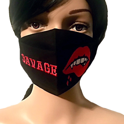 The Savage Face Mask