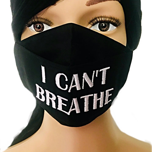 "The ""I Can't Breathe"" Face Mask"