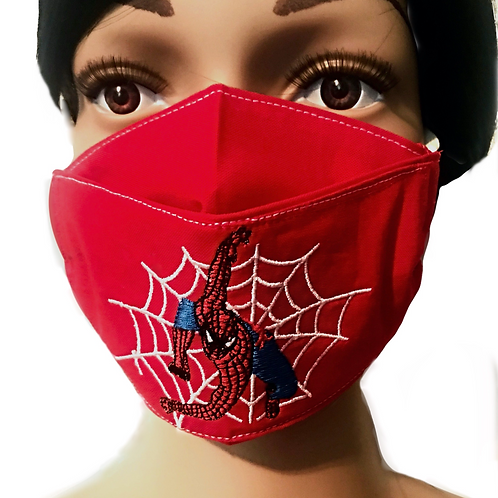 The Spiderman Face Mask