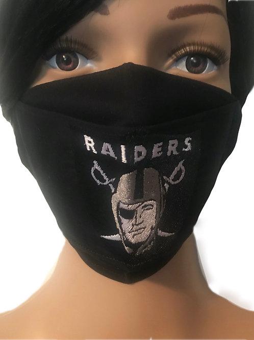 Las Vegas Raiders Face Mask