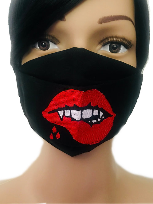 The Sassy Mouth Face Mask