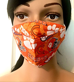 The Clemson University Face Mask