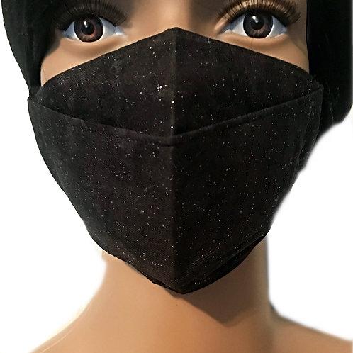 I Don't Sweat, I Sparkle Face Mask