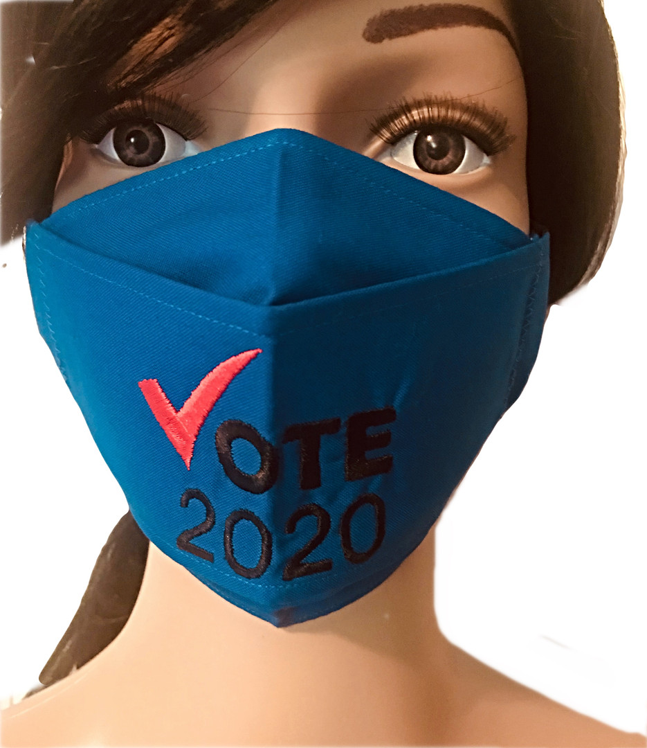 The Vote 2020 Face Mask