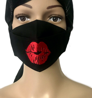 The Lips Face Mask