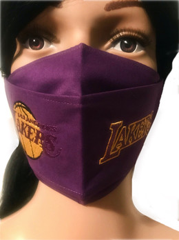 The Lakers Face Mask