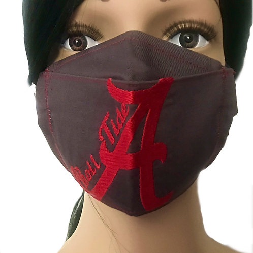 The Alabama Roll Tide Face Mask