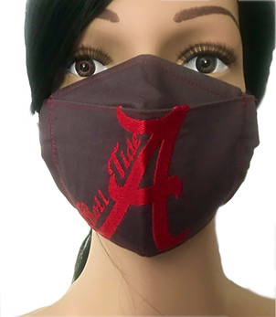 The Alabama Rolltide Face Mask