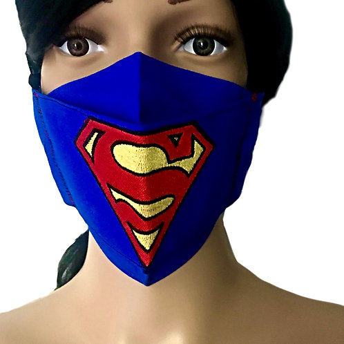 The Superman Mask