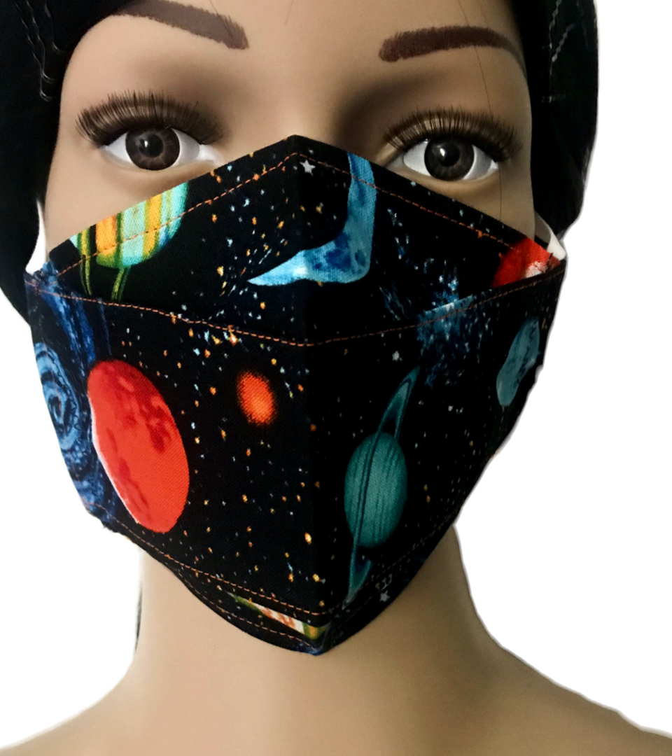 The Galaxy Face Mask