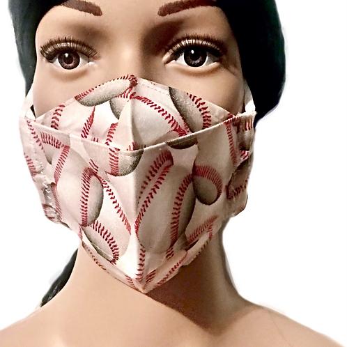 The Baseball Face Mask