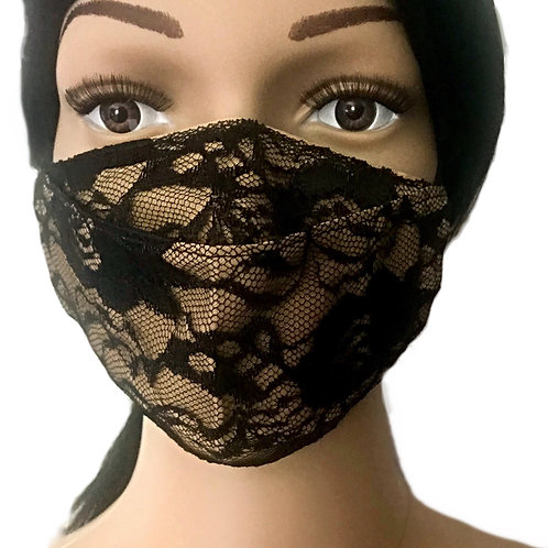 The Lace Face Mask