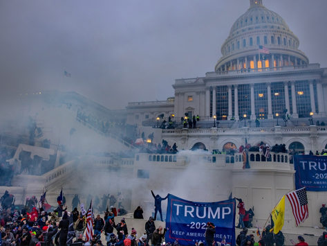 The Aftermath: Breaching of Capitol Hill