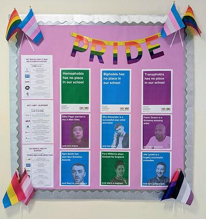 Leicester Grammar School's Pride display for School Diversity Week (1).jpeg