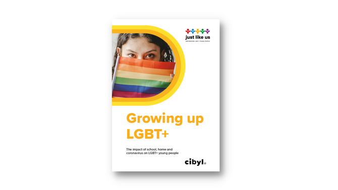 'Growing up LGBT+': Just Like Us releases new independent research report into bullying and schools