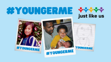 Why we've launched Just Like Us' #YoungerMe campaign