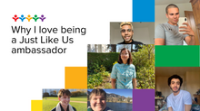 Just Like Us ambassadors share why they love volunteering