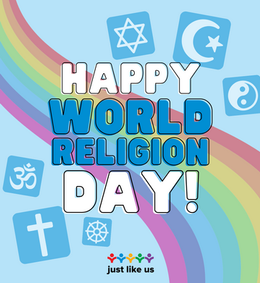 World Religion Day: Young people on being LGBT+ and religious