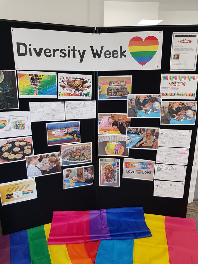 Changing a culture and celebrating diversity