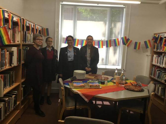 Celebrating diversity at The Queen's School