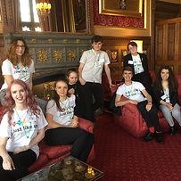 Volunteers in parliament.jpg