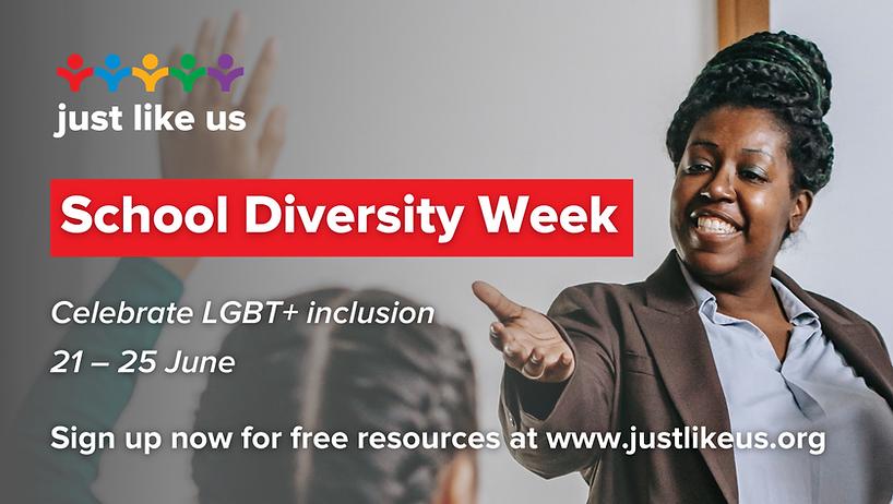 School Diversity Week 2021 - Secondary -