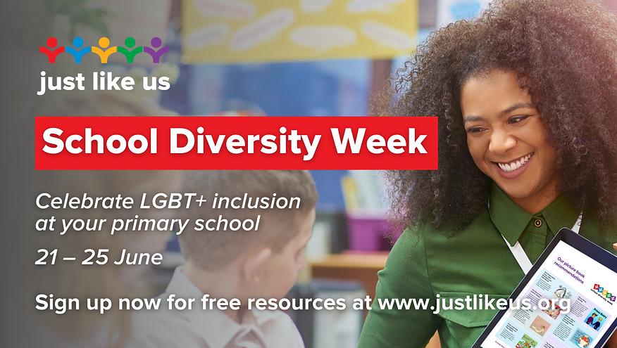 School Diversity Week 2021 - Primary - T