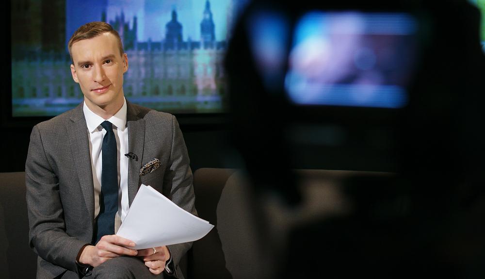Paul Brand, ITV Political Correpsondent