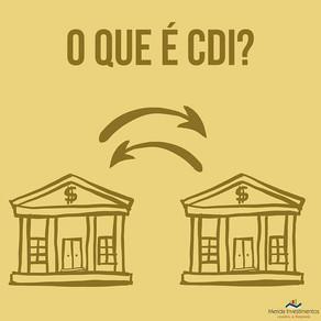 O QUE É CDI?