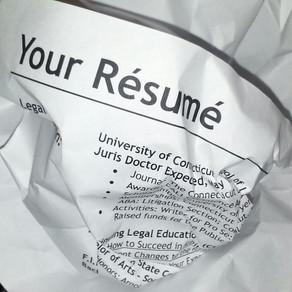 Is a CV  Still Relevant?