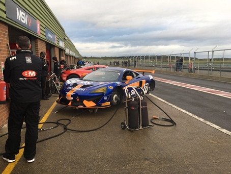 Once upon a time at Snetterton (my British GT Preview)