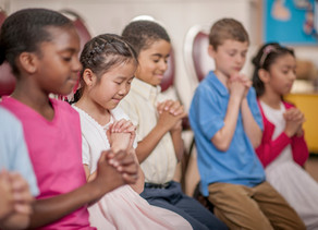 Teaching Our Kids To Hear God' Voice By Candice Ascough