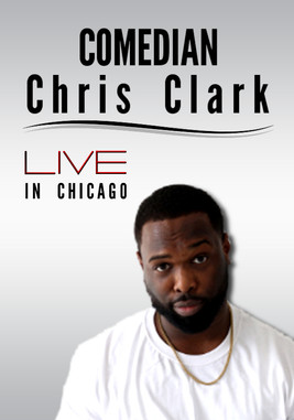 Comedian Chris Clark