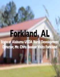 Forkland