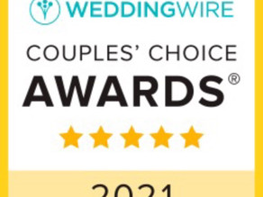 5Cents Media Named Winner in 2021 WeddingWireCouples' Choice Awards®