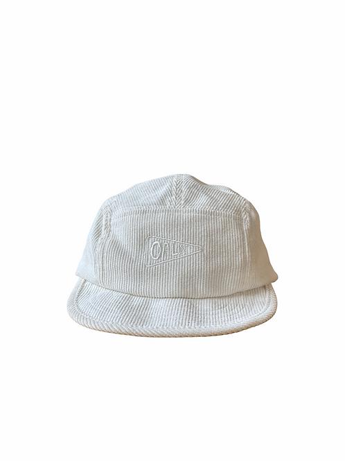 5 PANEL CORDUROY HAT