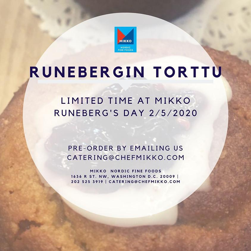 Runeberg Day at MIKKO