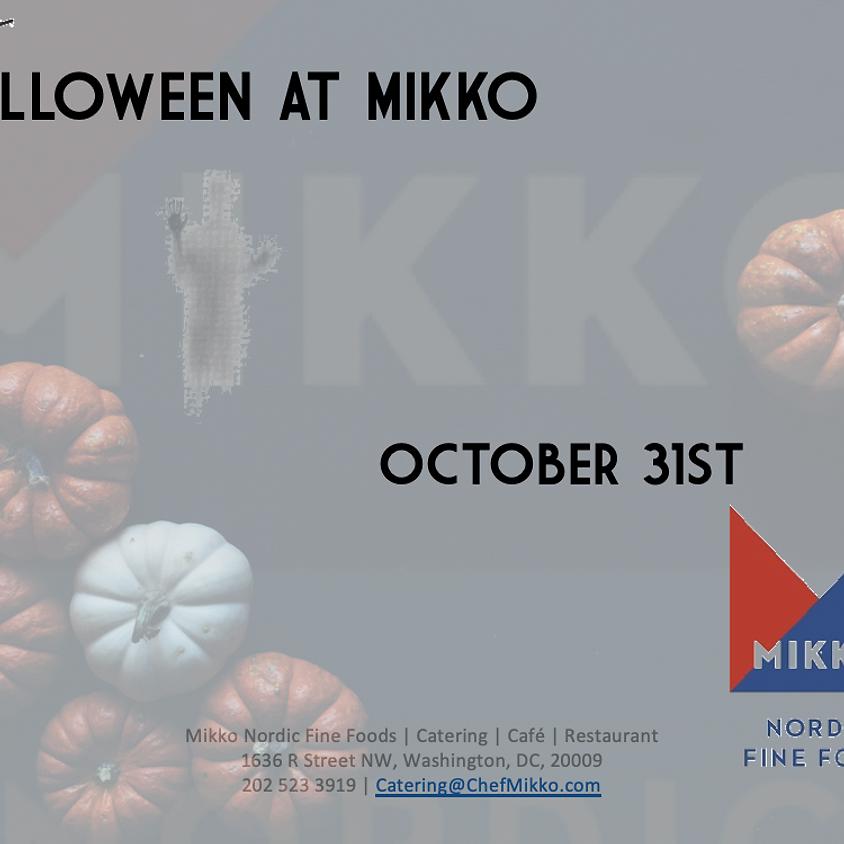 Halloween at MIKKO