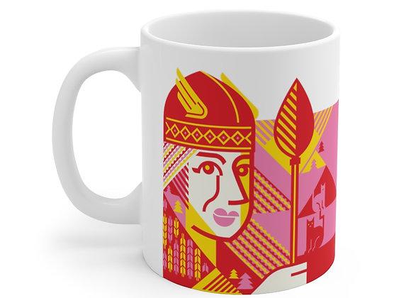 Freya, Mythical Mug - 11oz - Wholesale