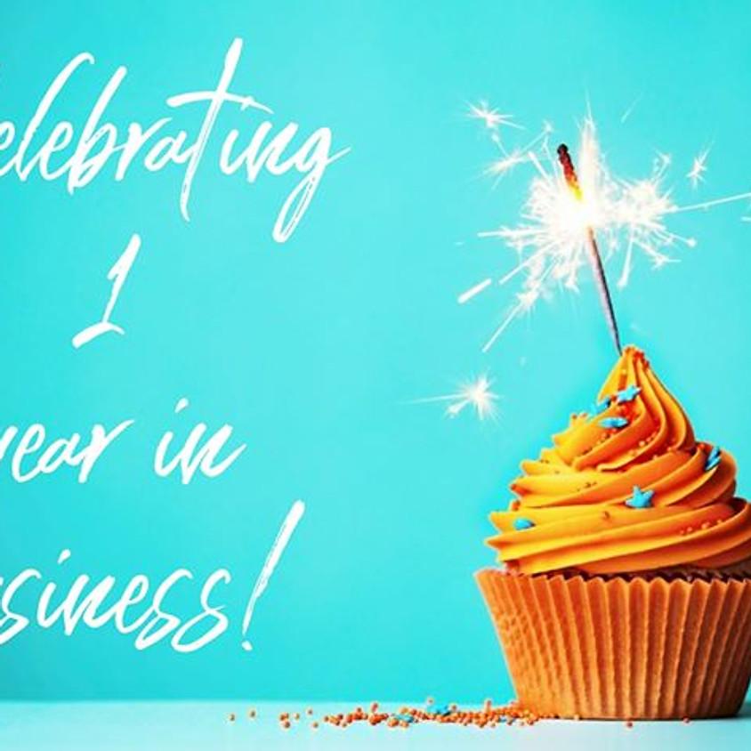 1 YEAR ANNIVERSARY!!!!