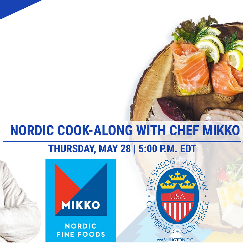 Free Nordic Cooking Demo w/ the SACC (Swedish American Chamber of Commerce)