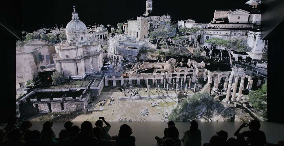 Romes Invisible Cities
