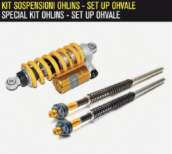 Ohlins Kit for GP-0