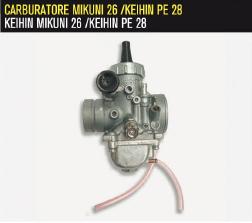 Keihin PE28 Carb - 160 4S