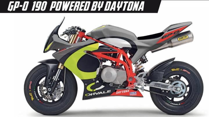 Ohvale GP-0 190 Powered by Daytona
