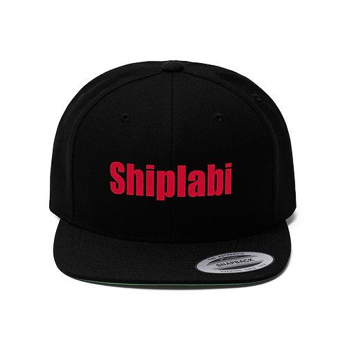 Shiplabi Unisex Flat Bill Hat